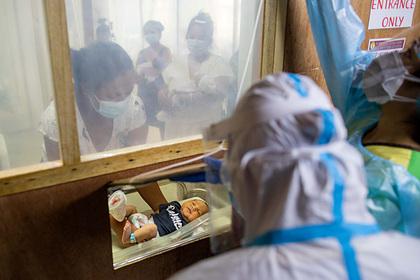 Карантин привел к росту случайных беременностей на Филиппинах