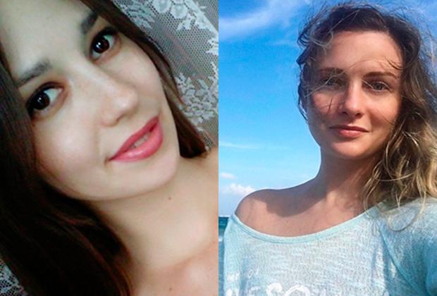 Наталья Кузнецова и Ксения Солтанова, ставшие жертвами Уктусского стрелка
