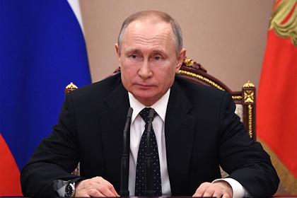 Путин высказался о давлении извне на Белоруссию