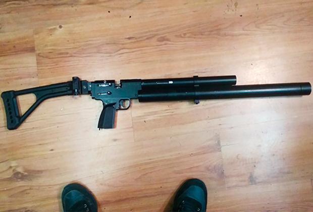 Пневматическая винтовка KrugerGun, которую Александров использовал для преступления