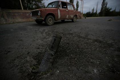 Армия Азербайджана обстреляла воинскую часть в Армении