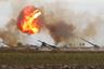 Вооруженные силы Азербайджана наносят удар артиллерийским подразделениям вооруженных сил Армении на Агдеринском направлении в Нагорном Карабахе.