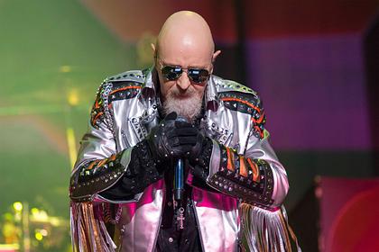 Фронтмен Judas Priest в красках описал оргию с морским пехотинцем и его женой