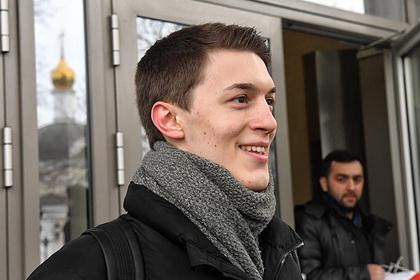 Егору Жукову попросили продлить испытательный срок