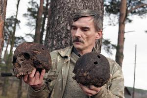 Юрий Дмитриев в 1998 году
