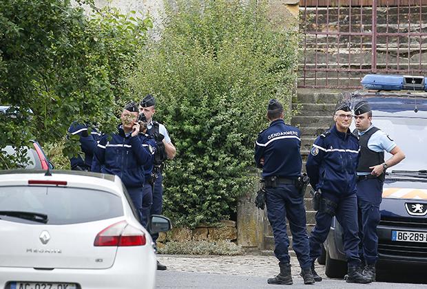 Полиция ищет останки одной из жертв Мишеля Фурнире в городе Виль-сюр-Люм