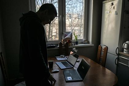В Москве на месяц ввели домашний режим и удаленку