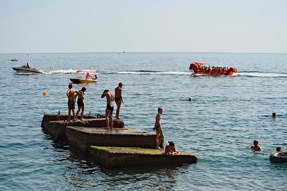 Отдыхающие описали происходящее в Крыму во время бархатного сезона