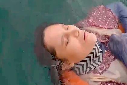 Пропавшую два года назад женщину нашли дрейфующей в море
