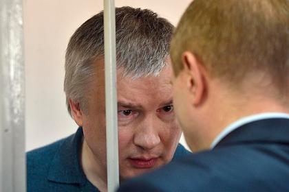 Верховный суд России отказался отменить пожизненный срок бывшему сенатору
