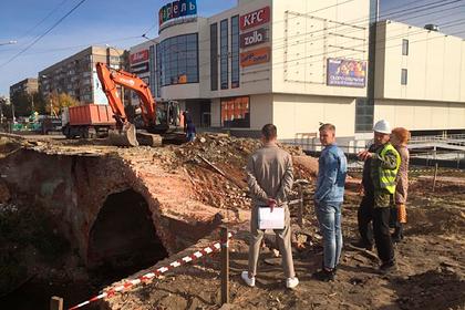 В центре Тамбова начали реставрировать 150-летний автомобильный мост