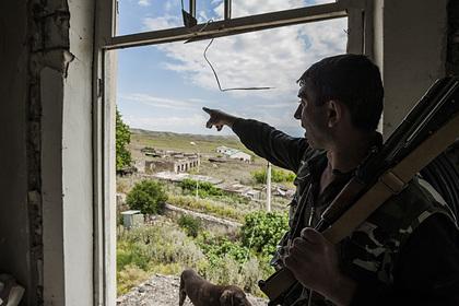 В Совфеде призвали нейтральные страны помочь урегулировать конфликт в Карабахе