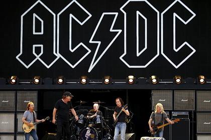 Раскрыты имена новых участников AC/DC