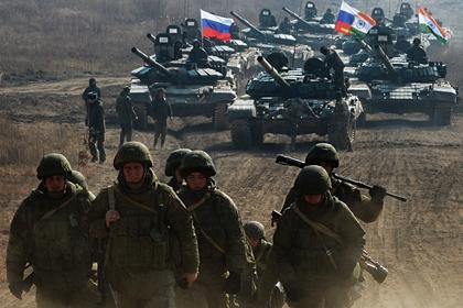 Боеспособность России сочли наилучшей во времен холодной войны