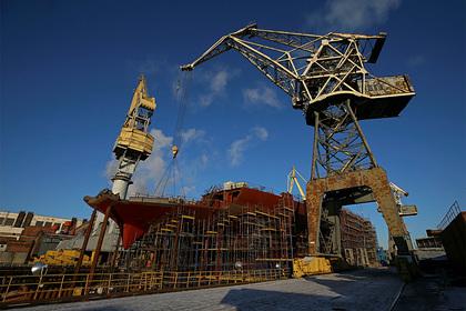 Названо место постройки замены «Адмиралу Кузнецову»