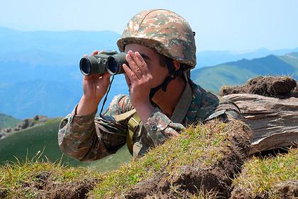 Спецслужбы Армении заявили об азербайджанском шпионе среди военачальников