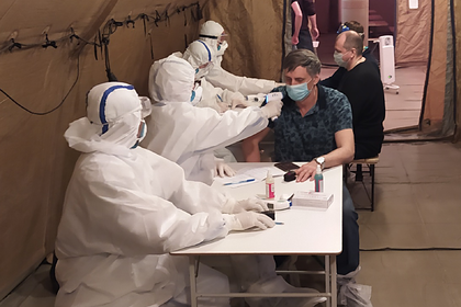 Россияне заразились коронавирусом после похода к народному целителю