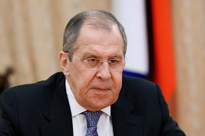 Лавров считает, что Берлин взял курс на сдерживание России