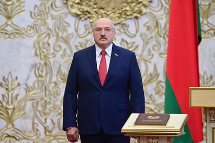 Парламент Латвии отказался признать Лукашенко легитимным президентом