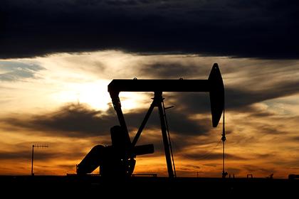Цены на нефть рухнули