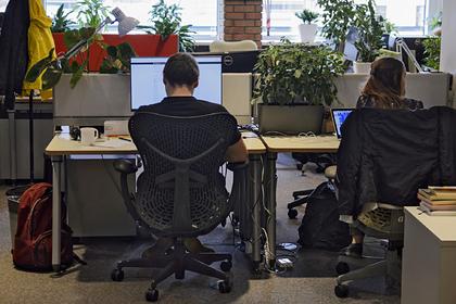 Российские компании снова отправили сотрудников по домам