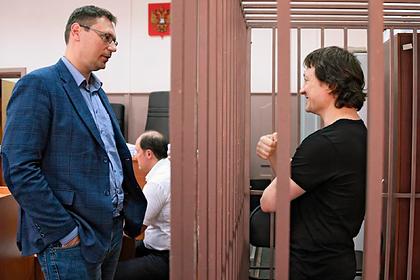 Суд над полицейскими по делу Голунова закроют
