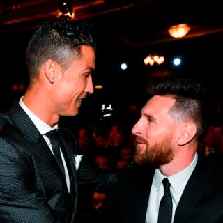 Роналду впервые встретится с Месси после ухода из «Реала»