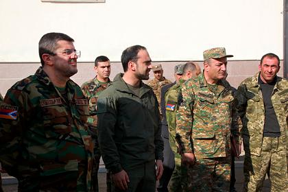 Армения заявила о1280погибших азербайджанских военных