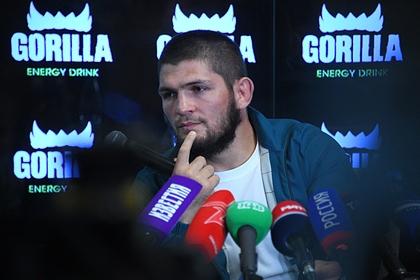 Нурмагомедов ответил пожелавшему увидеть его в крови Гэтжи