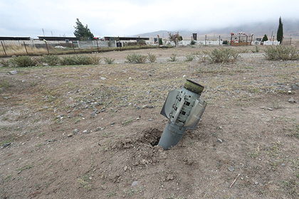 Армения заявила об обстреле со стороны Азербайджана и гибели мирного жителя