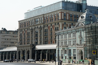 В московском театре девушка попыталась покончить с собой