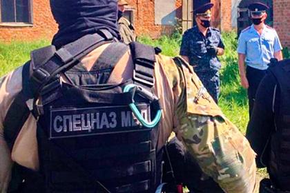 Спецназ «Гром» задержал группировку наркоторговцев