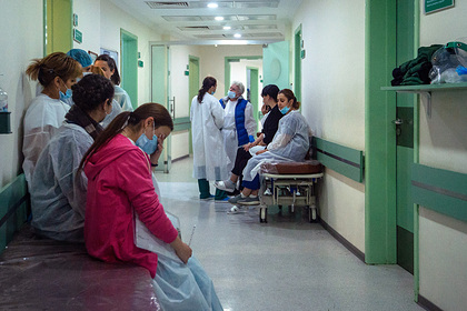 Названо число раненых врезультате обстрела Степанакерта