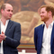 Принц Уильям и принц Гарри
