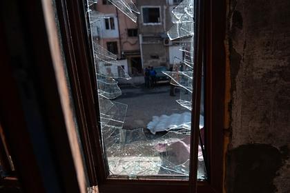 В Армении заявили обобстреле Степанакерта состороны Азербайджана