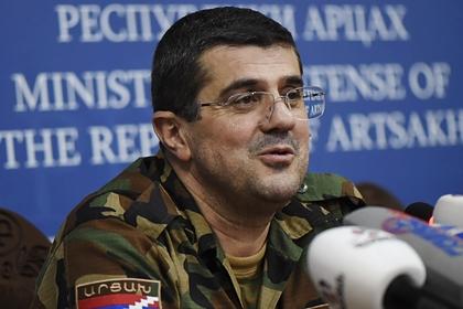 Армия Карабаха улучшила свои позиции