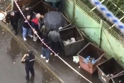 В российском городе нашли труп младенца в мусорке