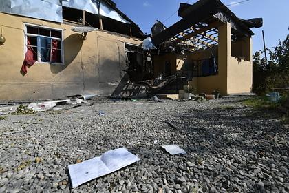 Карабах сообщил обуничтожении азербайджанского военного аэродрома