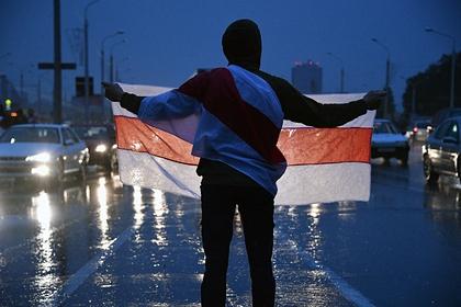 На акции протеста в Минске задержали несколько десятков человек