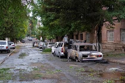 Грузия предложила обсудить Карабах насвоей территории