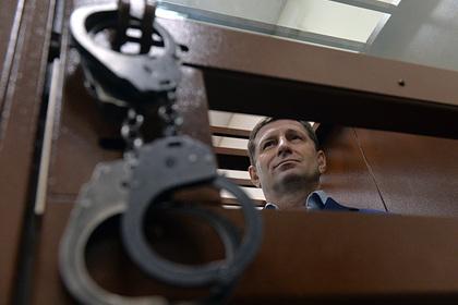 Стало известно озадержании сына бывшего губернатора Фургала