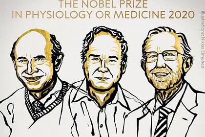 Нобелевскую премию помедицине присудили заоткрытие вируса гепатита С