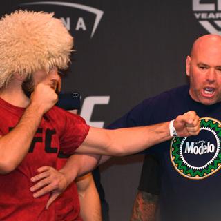Глава UFC пообещал особенного соперника для Нурмагомедова после Гэтжи: Бокс и ММА