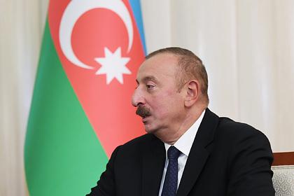 Азербайджан призвал включить Турцию в переговоры по Карабаху