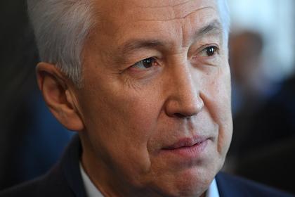 Глава Дагестана ушел вотставку