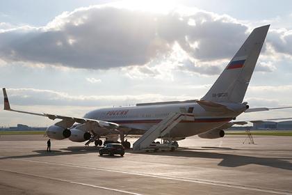 Стало известно опассажирах прилетевшего вЕреван российского спецборта