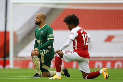 Гол в ворота «Арсенала» признан лучшим в туре АПЛ