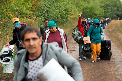 Из Москвы пропали мигранты