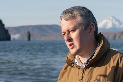 Глава Камчатки озвучил основные версии экологической катастрофы