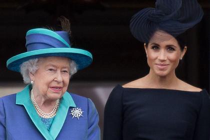 Названа главная ошибка Елизаветы II по отношению к Меган Маркл